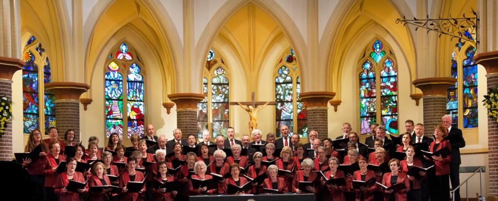 Christelijk gemengde zangvereniging De Lofstem Emst